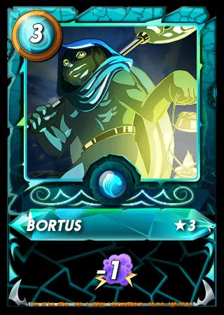 Bortus Level 3