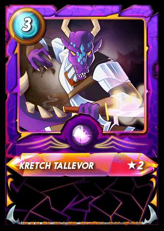Kretch Tallevor Level 2
