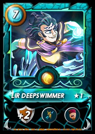 Lir Deepswimmer Level 1