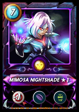 Mimosa Nightshade Level 1