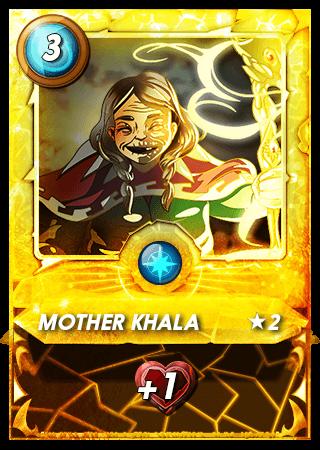 Mother Khala Level 2 Gold