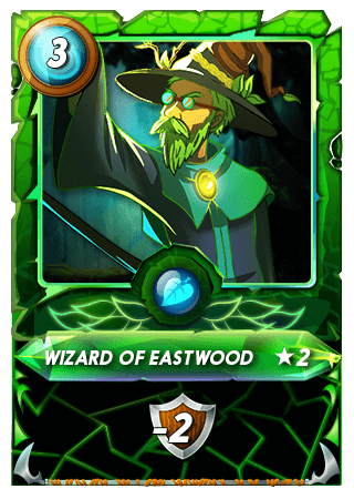 Wizard of Eastwood Level 2