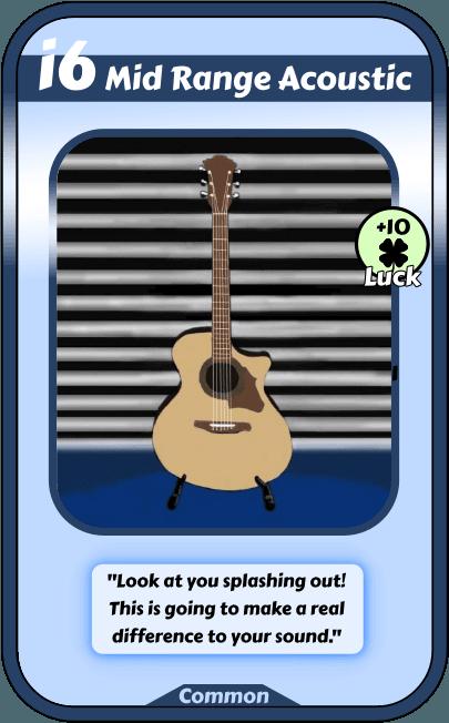 i6 Mid Range Acoustic