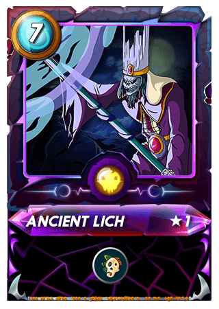 Ancient Lich Level 1